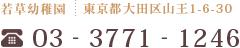 電話03-3771-1246